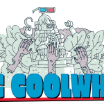 MC Cool Whip Banner - Additional art by James Lloyd