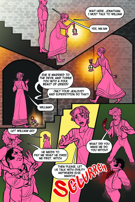 The Tomb of Naomi Page 9