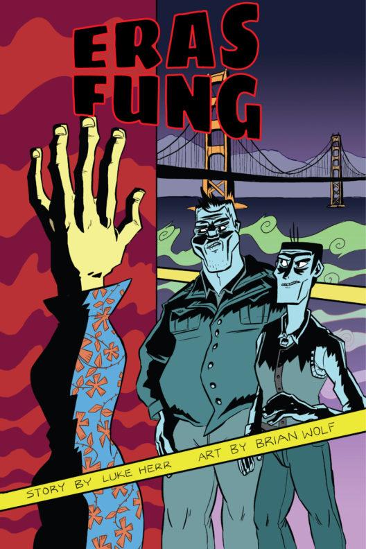 ERAS: Fung Cover